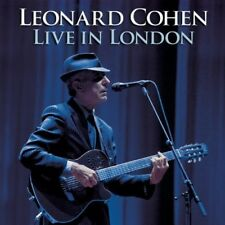 Leonard Cohen - Live In London [New Vinyl LP] 180 Gram, Download Insert