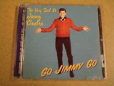 CD / THE VERY BEST OF JIMMY CLANTON - GO JIMMY GO