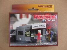 Vollmer - ref.7619 - Remolque venta de salchichas
