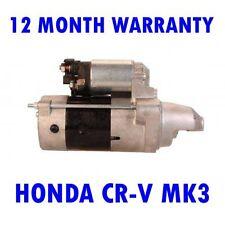 HONDA CR-V MK3 MK III 2.2 CTDI 4WD 2007 2008 2009 - 2015 STARTER MOTOR