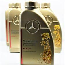 10x1L Automatikgetriebeöl Original Mercedes, Blatt 236.14 + Filtersatz 7G-tronic