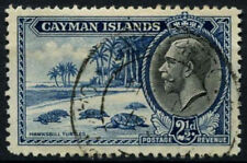 Used Postage Cook Islander Stamps (Pre-1965)