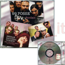"CDs PROMO ""99 POSSE - REGGAE NATIONAL TICKETS - BALAPERDIDA"" (NEFFA MEG JOVINE)"