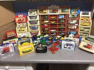 Matchbox Models Of yesteryear/LLEDO Job Lot Of Over 50 Model Cars 🚘,Lesney,moy