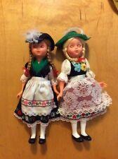 "Vintage dolls 9"" poland/ Germany marked 20S w2"