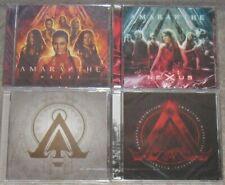 AMARANTHE ? Sammlung, Paket ? 4 Alben CDs