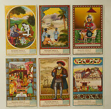 Vollständige Sammelbilder (bis 1945) mit Geschichts-Motiv