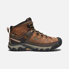 Keen Targhee Iii Mid Waterproof Hiking Boots Braun Size Uk8, 5