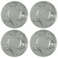 Coast to Coast IWCC3194 Set of 4 Chrome Plated Center Caps for 97-00 Ford F-150