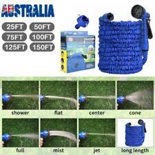 7in1 Magic Flexible Expandable Garden Hose Reliable Pocket Water Pipe Spray Gun