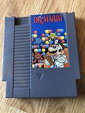 Dr. Mario Original Nintendo NES Game Cart BT1