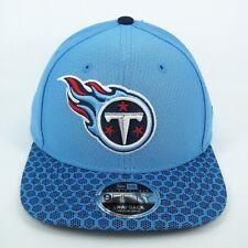 NEW Era MEN'S NFL Tennessee Titans sul campo di calcio 950 Cappellino-M/L