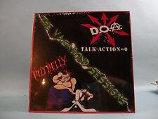 "D.O.A & POTBELLY - The Vegabond Sessions - 12"" Vinyl LP SEALED Pig Records"