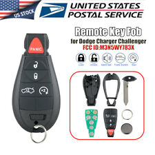 For 2008 2009 2010 2011 2012 2013 Dodge Charger Keyless Entry Remote Key Fob