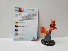 Heroclix DC75th Anniversary set Larfleeze #043 Rare Figure w/Card