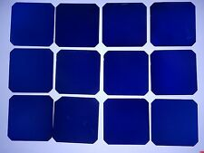40  SUNPOWER flexible solar cells  w/small chips on edges+visual imperfections