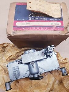 New NOS 1956  56 Cadillac Wiper Motor in Original box 38.5400 146 2232