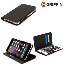 Genuine Apple Iphone 6 6s plus 5.5 griffin flip book wallet cover case card slot