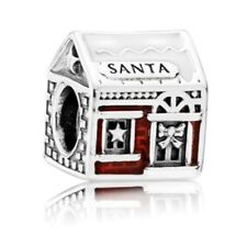 Sant House Christmas CHARM BEAD Fits EUROPEAN BRACELET Mothers day  CH73