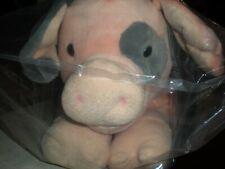 HUGE JUMBO PLUSH OINK THE PIG-AURORA CUTE FARM ANIMAL FARMHOUSE DECOR PIG