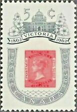 Canada    # 399   VICTORIA CENTENARY    VF-NH  Brand New 1962 Pristine Gum Issue