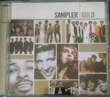 Sampler Gold Promo CD rare OOP Cream Jackson 5 Supremes Moody Blues