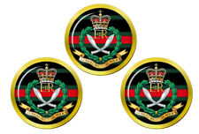 Gurkha Military Police, British Army Golf Ball Markers