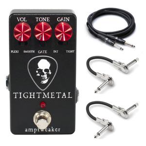 New Amptweaker Tight Metal Distortion Guitar Effects Pedal