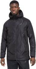 Para Hombre Nike en condiciones de servidumbre Parka Chaqueta Con Capucha Talla XL (805112 010) Negro