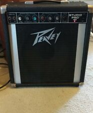 RARE Peavey Studio Pro 40 Amp. Classic. Made in the USA ! Rhino tolex