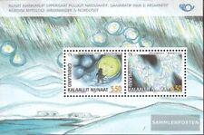 Denemarken - Groenland Block 28 (compleet.Kwestie.) postfris MNH 2004 Nordic Myt