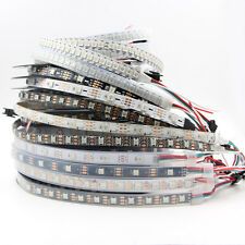 WS2812B 5050 RGB LED Strip light 144 LEDs/M ws2812 IC Individual Addressable 5V