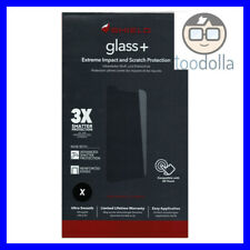 ZAGG InvisibleSHIELD Glass+, Tempered Glass Screen Protection for iPhone X / XS