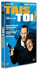DVD *** TAIS-TOI ! *** Gerard Depardieu, Jean Reno,