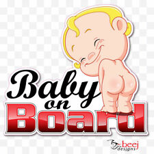 Baby Glossy Car & Truck Decals