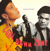 Cool Down Zone ‎– Heaven Knows Cool Down ZoneCool Down Zone ‎ Vinyl 12 ""