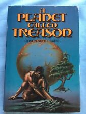 A PLANET CALLED TREASON - FIRST EDITION SIGNED  BY ORSON SCOTT CARD