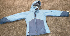 New listing Betty Rides Snowboarding All Mountain Series Jacket Small Light Blue