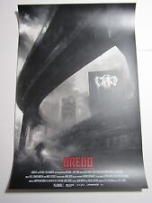 Dredd, Cursed City Variant by Karl Fitzgerald, Private Commision Print Not Mondo
