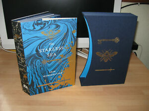 Erin Morgenstern The Starless Sea Deluxe Signed Numbered Slipcased 1st x/100 OOP