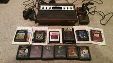 Sears tele-games/Atari 2600 6 switch  System, tested  with 13 games.
