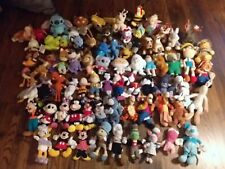 Huge 94 Beanie Babies Beanbag Plush Bean Bag Lot Disney & More Many Nwt