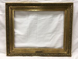 Rare Joseph L Pickering 19th C Oil Painting Picture Frame