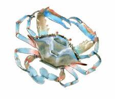 Bovano - Wall Sculpture - Blue Crab