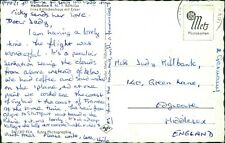 Postcards to Judy Millbank. 140 Green Lane, Edgware Middlesex   AK.541