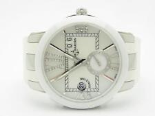 Ulysse Nardin Dual Time GMT 243-10 MOP Diamond Dial Ceramic 40mm Automatic Watch