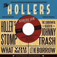 """THE HOLLERS Holler's Stomp 7"""" . black keys guadalupe plata oblivians bassholes"""