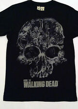 Official Mens THE WALKING DEAD Zombie Walker Cult TV T Shirt from PRIMARK SIZE S