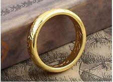 Anillo unico Señor de los Anillos. El Hobbit (the lord of the rings).