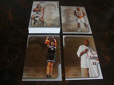 2003-04 Flair Basketball---Lot Of 20---No Dupes---Multi-Lots---See List